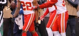 AFC West has been a bumpy ride for three-way leaders