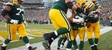 Aaron Jones' TD run gives Packers 26-20 OT win over Bucs (Dec 03, 2017)