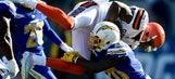 Browns WR Josh Gordon shows speed in return from suspension