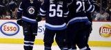 Hellebuyck, Wheeler lift Jets over Senators 5-0