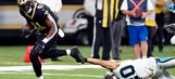 Rivera: Panthers tackling simply 'bad' against the Saints