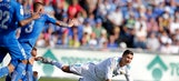Getafe's poor field targeted by Spanish league opponents