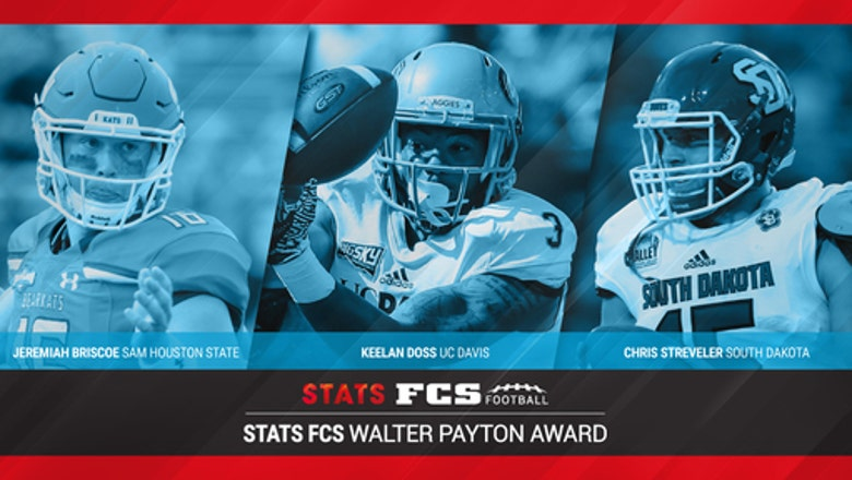 Briscoe, Doss, Streveler invited to Walter Payton Award announcement