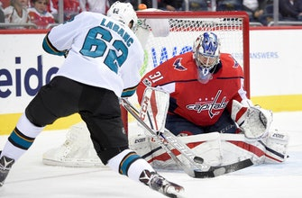 Ovechkin shines as Capitals enjoy rare win against Sharks (Dec 04, 2017)