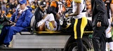 Steelers LB Shazier remains in hospital with back injury