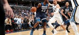 Gasol's 21, Evans' free throws help Grizzlies snap skid