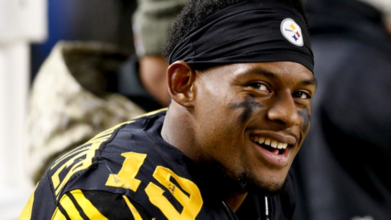 'Undisputed': JuJu Smith-Schuster REALLY wants LeBron on Steelers