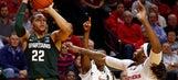 Bridges scores 21 as No. 3 Michigan State beats Rutgers