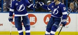 Gourde keys Lightning surge in 6-2 win over Islanders