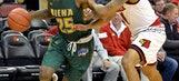 Mahmoud propels Louisville over Siena 86-60