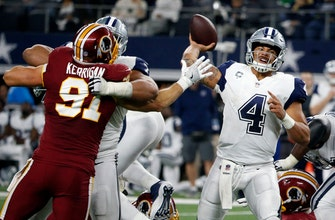Cowboys have tougher task facing Giants after changes