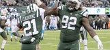 Williams being disruptive for Jets, despite lack of sacks