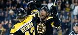 Backes scores 2 goals as Bruins beat Coyotes 6-1 (Dec 07, 2017)
