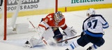 Haley breaks tie in 3rd, Panthers beat Jets 6-4