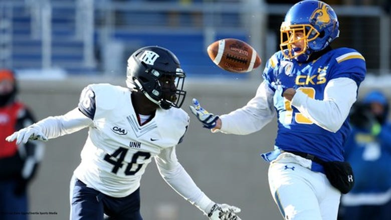 SDSU, Wieneke overwhelm New Hampshire to reach FCS semis