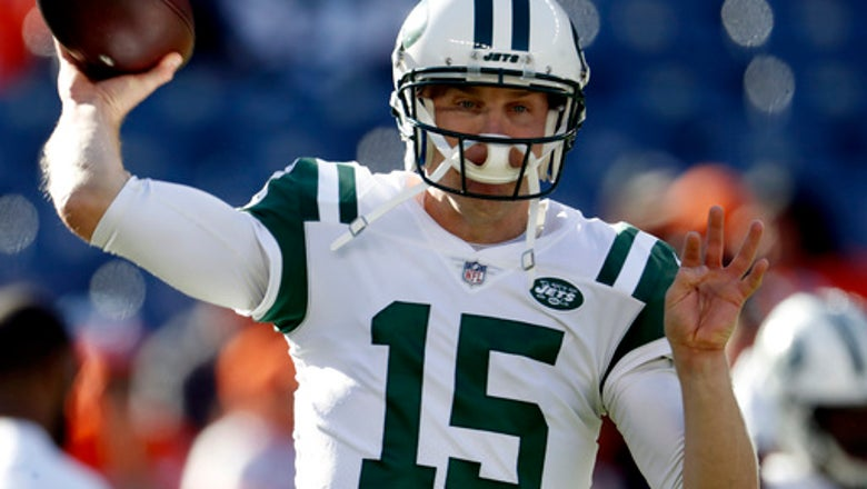 Injured McCown to serve as player-coach for Jets vs. Saints