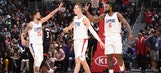Clippers end Raptors' streak with 96-91 victory