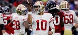 Jimmy Garoppolo gears up for first home start with 49ers
