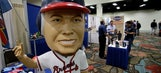 Need bobbleheads or Diamond Dust? Meetings show is way to go