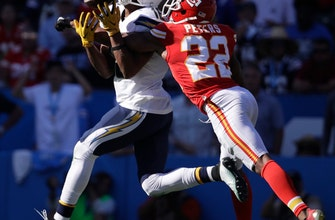 Chargers, Chiefs meet with AFC West title (almost) at stake