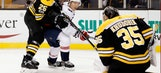 Chiasson scores 2 in 3rd to help Capitals beat Bruins 5-3