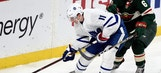 Stalock backstops surging Wild to 2-0 win over Maple Leafs