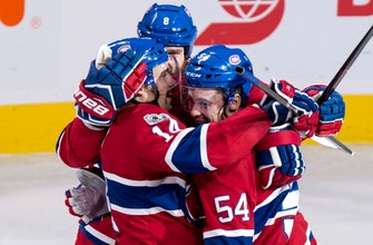 Plekanec, Canadiens top Devils 2-1 in OT to end 3-game slide (Dec 14, 2017)