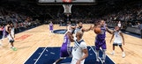 Towns scores 30 as Wolves cruise to 119-96 win over Kings