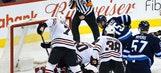 Kane, Schmaltz lead Blackhawks past Jets 5-1 for 4th in row
