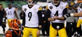 Alive and kicking; Boswell delivering for Steelers
