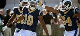 Top votes split, but Rams' Cooper rolls as No. 1 AP returner