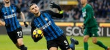 Inter's unbeaten start ends with 3-1 defeat to Udinese