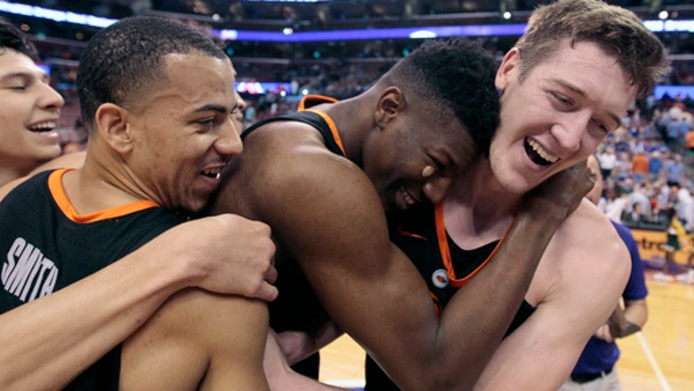 Oklahoma State hands No. 19 Florida State 1st loss, 71-70