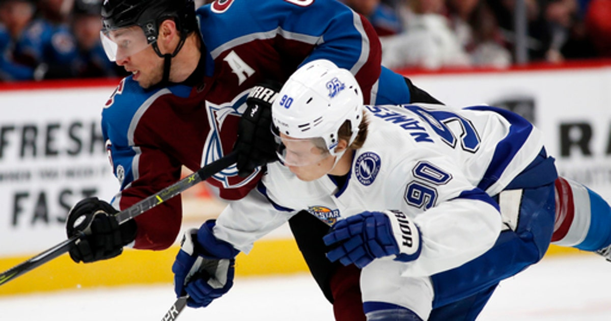 Avalanche defenseman Erik Johnson suspended 2 games
