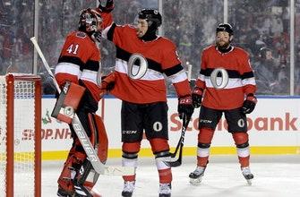 Anderson, Senators beat Canadiens 3-0 in NHL 100 Classic (Dec 16, 2017)