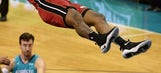 Heat forward James Johnson expected to miss 7 to 10 days