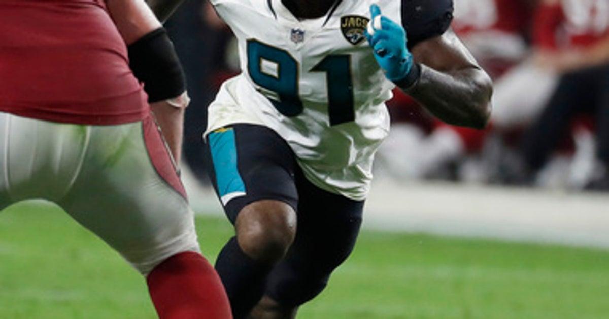 d60902d0705 Jaguars' Yannick Ngakoue on Pro Bowl voting: I was snubbed   FOX Sports