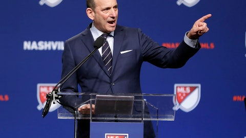 MLS expected to announce Nashville expansion team