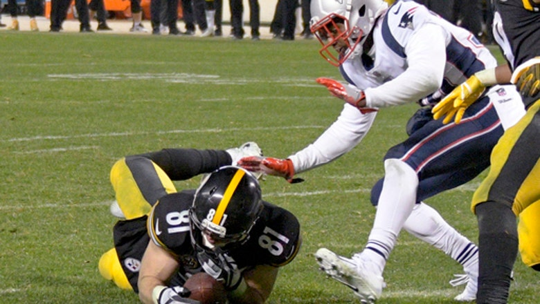NFL committee to recommend changes to catch rule