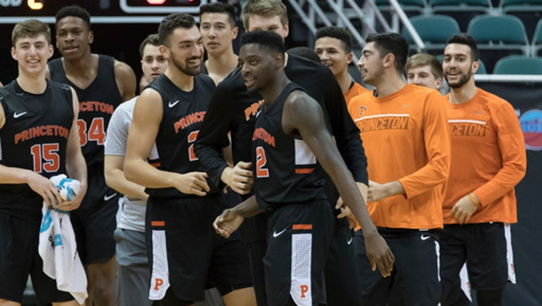 Stephens hits buzzer beater, Princeton edges Akron 64-62