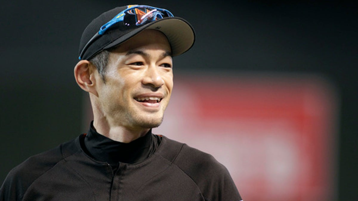 Ichiro Suzuki hopes to remain in Major League Baseball