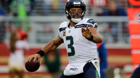 #10 - Russell Wilson - Seattle Seahawks