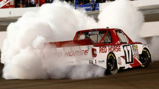 Timothy Peters reflects on his Truck Series career and time at Red Horse Racing