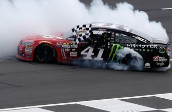 Kurt Busch signs one-year deal with Stewart-Haas Racing