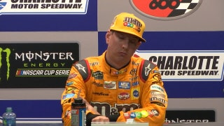 Landon & Matt's NASCAR Christmas Presents: Kyle Busch is not surprised about anything