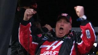Landon & Matt's NASCAR Christmas Presents: Tony Gibson celebrates winning the Daytona 500