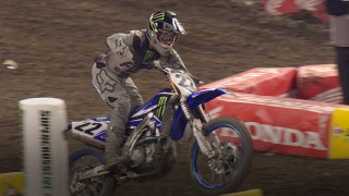Supercross 2017 Top 5 Countdown: 5 - Chad Reed dazzles Phoenix crowd with 131st career podium