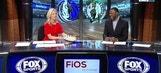 Greg Buckner leaves the TV Desk with so many laughs   Mavs Live