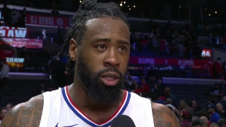 Jordan, Clippers stand tall in comeback against the Raptors
