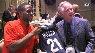 Darius Miller in 3 Point Club | Pelicans Insider